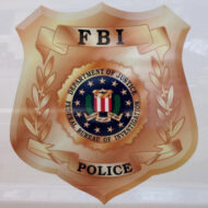 How I ended up having lunch today with a dozen FBI agents (almost!)